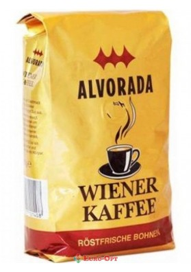 Кофе в зернах Alvorada Wiener ( Альворада Винер) 500g