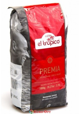 Cafento El Tropico Premia 1kg