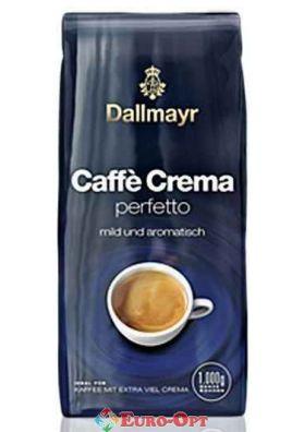 Dallmayr Caffe Crema perfetto 1kg