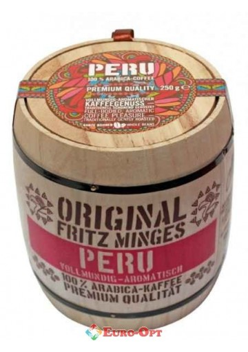 Fritz Minges Peru 250g