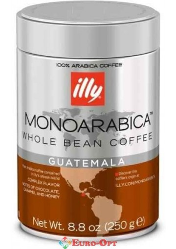 Illy Monoarabica Guatemala 250g