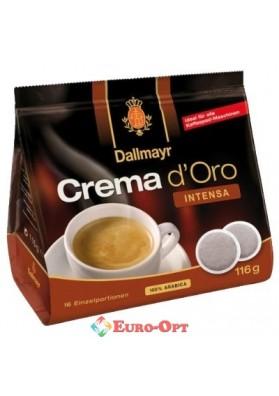 Dallmayr Crema d`Oro Intensa 7g/16шт.