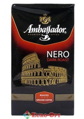 Ambassador Nero 225g