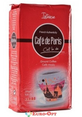 Cafe de Paris intense 250g