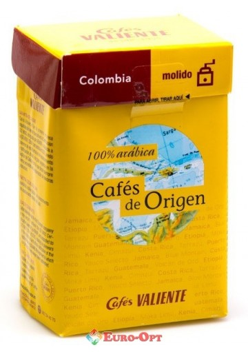Cafento Valiente Colombia 250g