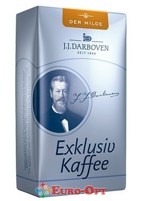 J.J.Darboven Exklusiv Kaffee der Milde 250g