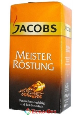 Jacobs Meister Rostung 500g