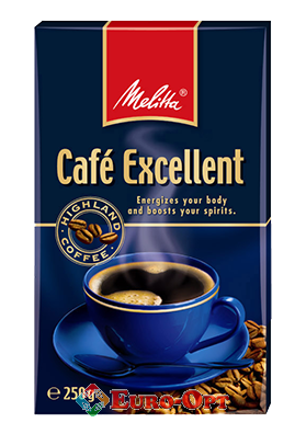 Melitta Cafe Excellent 250g