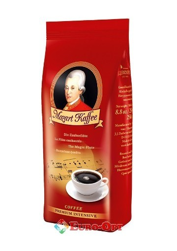 Mozart Kaffee 250g