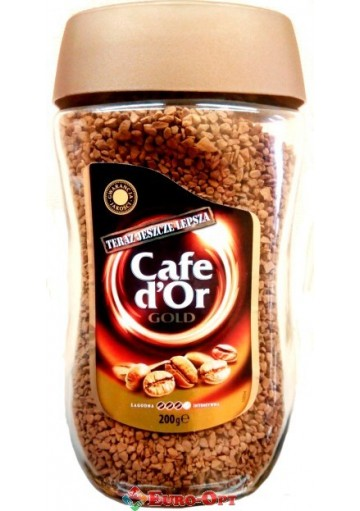 Cafe d'Or Gold 200g