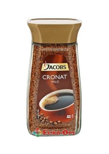 Jacobs Cronat Mild 200g