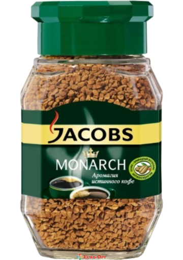 Jacobs Monarch 190g