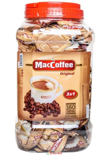 MacCoffee 3в1 Original 20g*160шт.