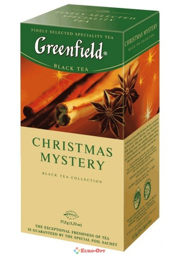 Greenfield Christmas Mystery 25 п.