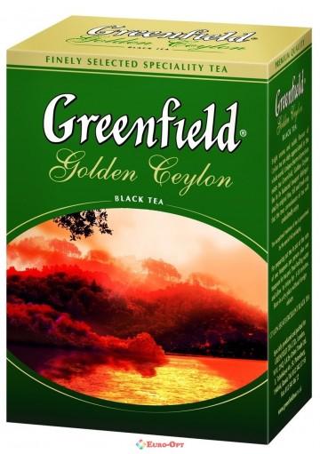 Greenfield Golden Ceylon 100 пак.