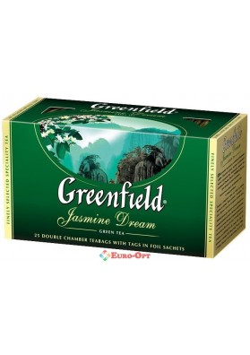 Greenfield Jasmine Dream 25 пак.
