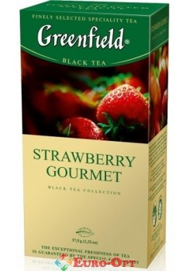 Greenfield Strawberry Gourmet 25 пак.