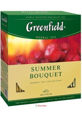 Greenfield Summer Bouquet (Малина) 100 пак.