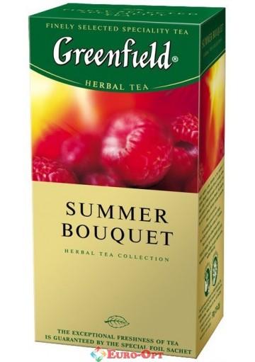 Greenfield Summer Bouquet (Малина) 25 пак.