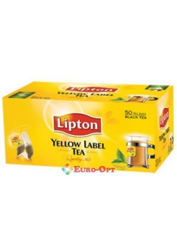 Lipton Black Tea 25 пак.