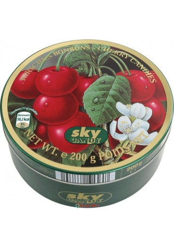 Bonbons Sky Candy (Cherry Candies) 200g