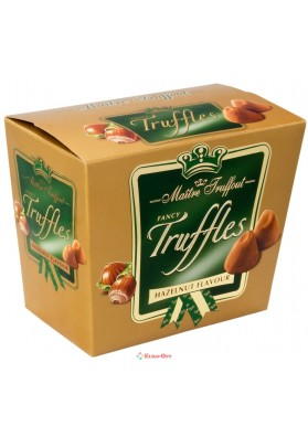 Maitre Truffout Truffles Hazelnut 200g