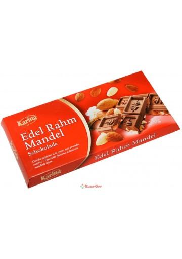 Karina Edel Rahm Mandel 200g