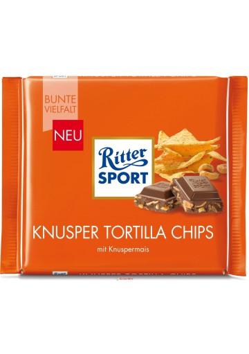 Ritter Sport Knusper Tortilla 100g