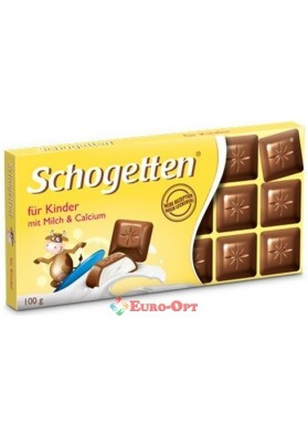 Schogetten for Kids with milk 100g