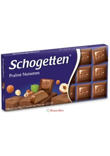 Schogetten Praline Noisettes 100g