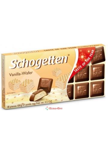 Schogetten Vanilla-Wafer 100g