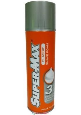 Пена для бритья Super-Max Classic 250ml