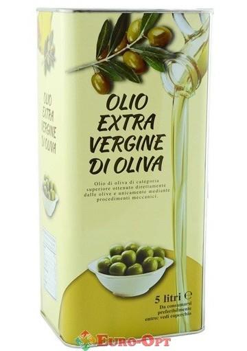 Olio Extra Vergine di Oliva 5000ml