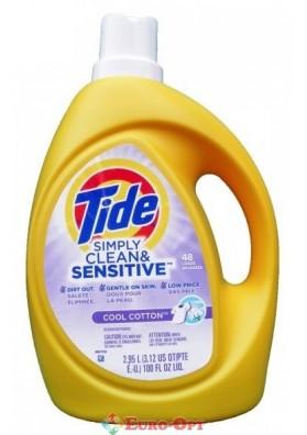 Tide Clean & Sensitive 2,95l