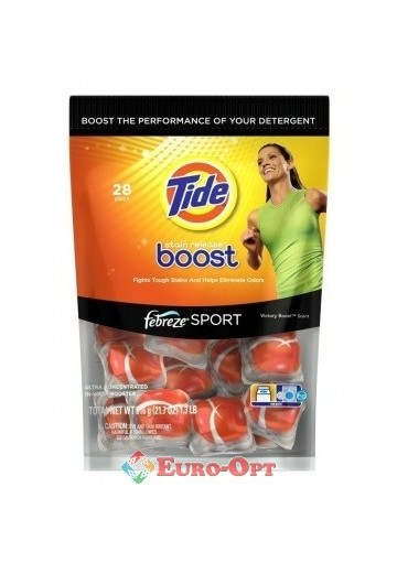 Tide Boost 28 caps