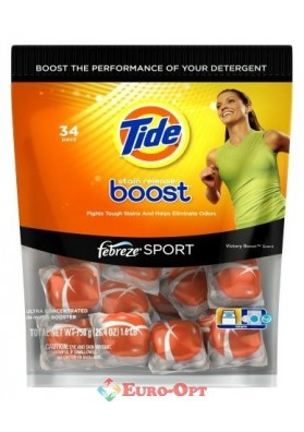 Tide Boost 34 caps