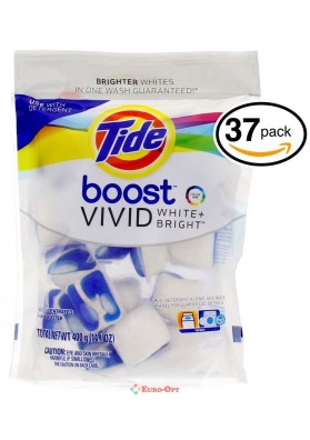 Tide Boost Vivid White 37 caps