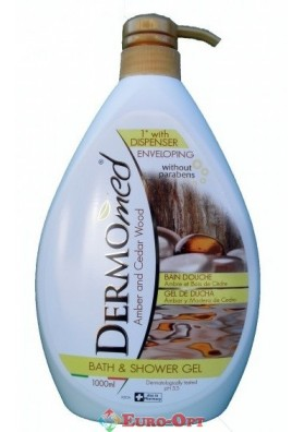 Dermomed Amber & Cedar Wood 1000ml