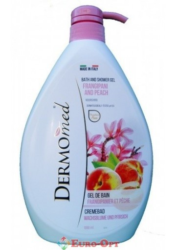 Dermomed Frangipani & Peach 1000ml