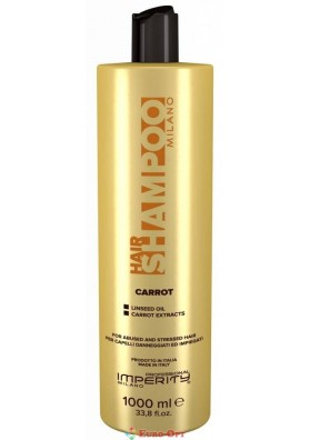 Шампунь Imperity Milano Carrot 1000ml