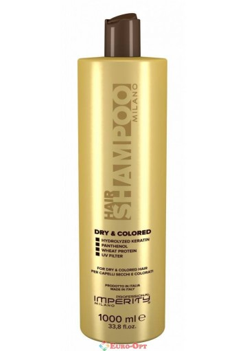 Шампунь Imperity Milano Dry&Colored 1000ml