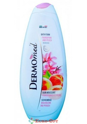 Dermomed Frangipani & Peach 750ml