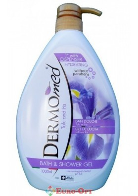 Dermomed Talc & Iris 1000ml