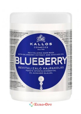 Kallos Cosmetics Blueberry Mask 1000ml