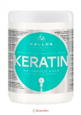 Kallos Cosmetics Keratine Mask 1000ml