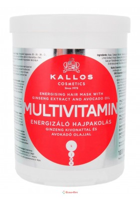 Kallos Cosmetics Multivitamin 1000ml