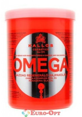 Kallos Cosmetics Omega-6 Mask 1000ml