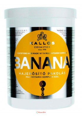 Kallos Cosmetics Banana Mask 1000ml
