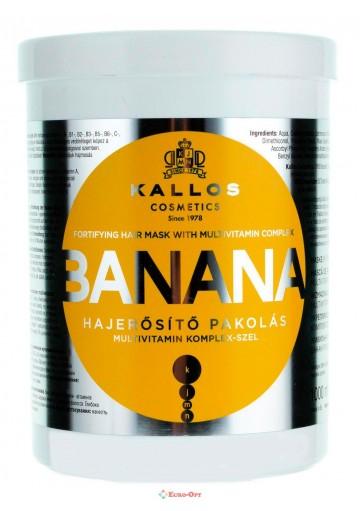 Kallos Cosmetics Banana Mask 1000ml