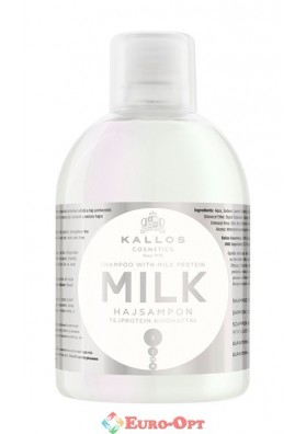Шампунь Kallos Milk 1000ml